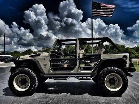 2018 Jeep Wrangler JK Unlimited CUSTOM GOBI RUBICON LEATHER NAV HARDTOP in , Florida