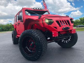 2018 Jeep Wrangler JK Unlimited EL DIABLO RUBICON RHINO LINED FAB FOURS GRUMPER   Florida  Bayshore Automotive   in , Florida