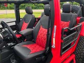 2018 Jeep Wrangler JK Unlimited EL DIABLO RUBICON RHINO LINED FAB FOURS GRUMPER   Florida  Bayshore Automotive   in , Florida