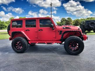 2018 Jeep Wrangler JK Unlimited RUBICON CUSTOM LIFTED LEATHER NAV FUEL DV8 OCD   Florida  Bayshore Automotive   in , Florida