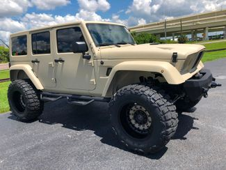 2018 Jeep Wrangler JK Unlimited KAISER CHIEF RUBICON 8S RHINO 513 GEARS LEATHER   Florida  Bayshore Automotive   in , Florida