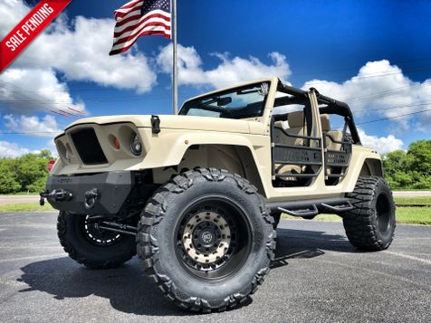 2018 Jeep Wrangler JK Unlimited KAISER CHIEF RUBICON 8