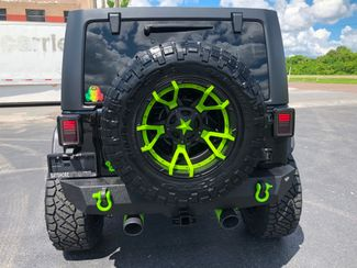 2018 Jeep Wrangler JK Unlimited RUBICON CUSTOM LIFTED 37 NITTOs LEATHER DV8 OCD   Florida  Bayshore Automotive   in , Florida