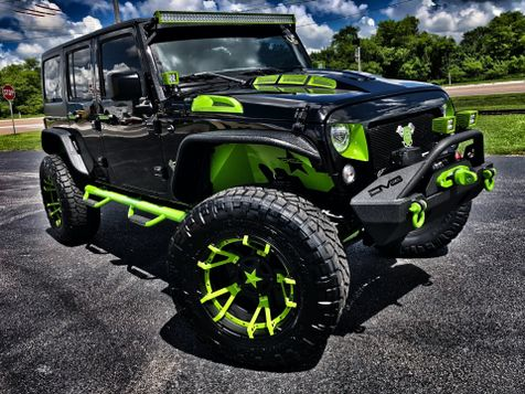2018 Jeep Wrangler JK Unlimited RUBICON CUSTOM LIFTED 37
