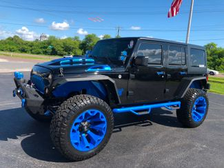 2018 Jeep Wrangler JK Unlimited RUBICON CUSTOM LIFTED LEATHER HARDTOP 37S FUEL   Florida  Bayshore Automotive   in , Florida