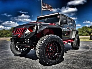 2018 Jeep Wrangler JK Unlimited GRUMPER CUSTOM LIFTED 488 YUKON GEARS 37 NITTOs   Florida  Bayshore Automotive   in , Florida