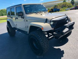 2018 Jeep Wrangler JK Unlimited SAHARA GOBI CUSTOM LIFTED NAV HARDTOP HEATED SEATS   Florida  Bayshore Automotive   in , Florida