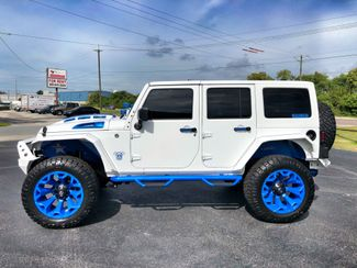 2018 Jeep Wrangler JK Unlimited RUBICON LIFTED LEATHER HARDTOP 37S OCD   Florida  Bayshore Automotive   in , Florida