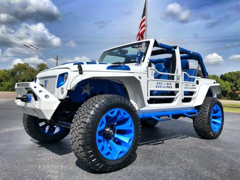 2018 Jeep Wrangler JK Unlimited RUBICON LIFTED LEATHER HARDTOP 37