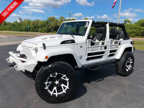 2018 Jeep Wrangler JK Unlimited RUBICON LIFTED LEATHER HARDTOP HEATED SEATS in , Florida