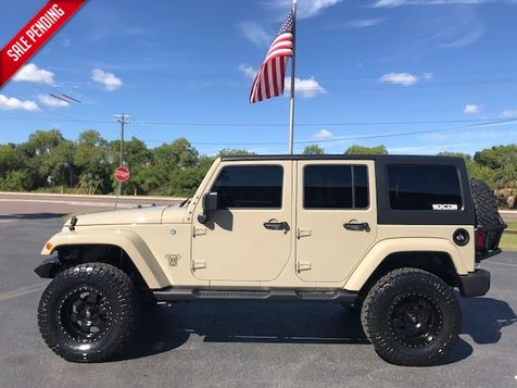 2018 Jeep Wrangler JK Unlimited LIFTED CUSTOM 35's OCD NAVIGATION POISON SPYDER in , Florida
