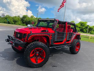 2018 Jeep Wrangler JK Unlimited RUBICON ARMOR LEATHER HARDTOP 37s XD DV8 OCD    Florida  Bayshore Automotive   in , Florida