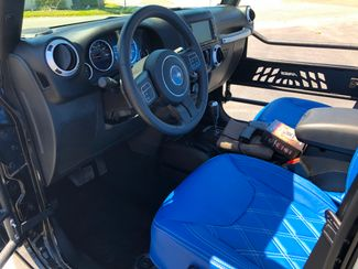 2018 Jeep Wrangler JK Unlimited CUSTOM LEATHER SAHARA HARDTOP NAV 22s DV8   Florida  Bayshore Automotive   in , Florida