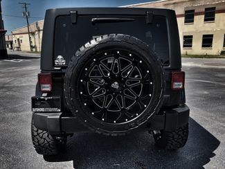 2018 Jeep Wrangler JK Unlimited BLACK OUT CUSTOM LIFTED LEATHER HARDTOP   Florida  Bayshore Automotive   in , Florida