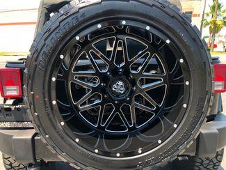 2018 Jeep Wrangler JK Unlimited BLACK OUT CUSTOM LIFTED LEATHER HARDTOP   Florida  Bayshore Automotive   in , Florida