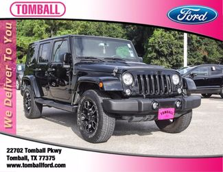2018 Jeep Wrangler JK Unlimited Altitude in Tomball, TX 77375