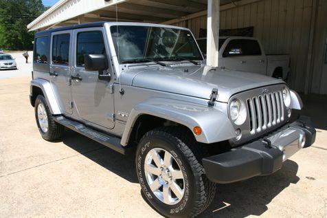 2018 Jeep Wrangler JK Unlimited Sahara in Vernon, Alabama