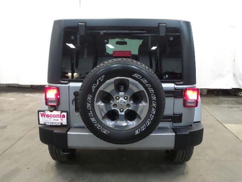 2018 Jeep Wrangler JK Unlimited Sahara  in Victoria, MN