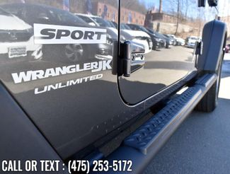 2018 Jeep Wrangler JK Unlimited Sport S Waterbury, Connecticut 10