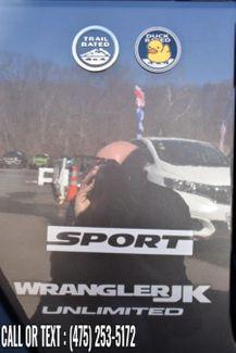 2018 Jeep Wrangler JK Unlimited Sport S Waterbury, Connecticut 1