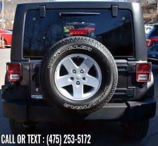 2018 Jeep Wrangler JK Unlimited Sport S Waterbury, Connecticut 4