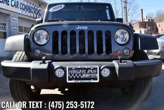 2018 Jeep Wrangler JK Unlimited Sport S Waterbury, Connecticut 8