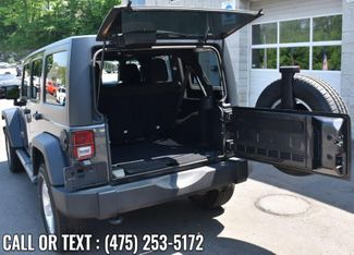 2018 Jeep Wrangler JK Unlimited Sport S Waterbury, Connecticut 11