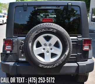 2018 Jeep Wrangler JK Unlimited Sport S Waterbury, Connecticut 3
