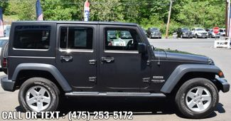 2018 Jeep Wrangler JK Unlimited Sport S Waterbury, Connecticut 5