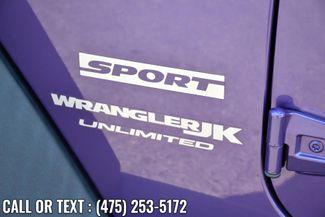 2018 Jeep Wrangler JK Unlimited Sport S Waterbury, Connecticut 9