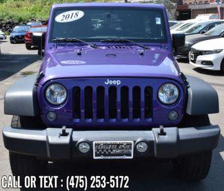 2018 Jeep Wrangler JK Unlimited Sport S Waterbury, Connecticut 7