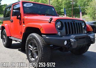 2018 Jeep Wrangler JK Freedom Edition Waterbury, Connecticut 6