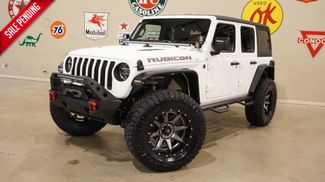 2018 Jeep Wrangler JL Unlimited Rubicon 4X4 DUPONT KEVLAR,LIFTED,NAV,LED'S in Carrollton, TX 75006
