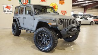 2018 Jeep Wrangler JL Unlimited Rubicon 4X4,DUPONT KEVLAR,LIFTED,NAV,LTH,ALPINE in Carrollton, TX 75006