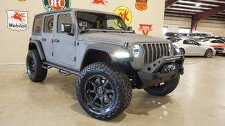2018 Jeep Wrangler JL Unlimited Rubicon 4X4,DUPONT KEVLAR,LIFTED,NAV, LTH,ALPINE in Carrollton TX, 75006