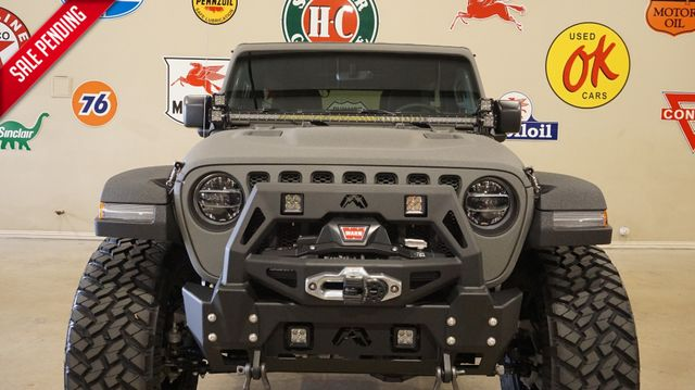 2018 Jeep Wrangler JL Unlimited Rubicon 4X4 DUPONT KEVLAR,LIFT,NAV,LED'S,LTH