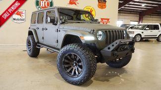 2018 Jeep Wrangler JL Unlimited Rubicon 4X4,DUPONT KEVLAR,LIFTED,NAV, LTH,FUEL WHL in Carrollton TX, 75006