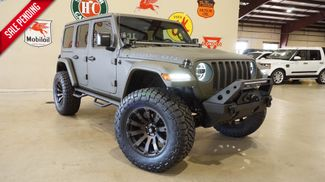 2018 Jeep Wrangler JL Unlimited Rubicon 4X4,DUPONT KEVLAR,LIFTED,NAV, LTH,FUEL WHL in Carrollton, TX 75006
