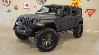 2018 Jeep Wrangler JL Unlimited Rubicon 4X4 CUSTOM,LIFTED,NAV,HTD LTH,FUEL WHLS in Carrollton TX, 75006
