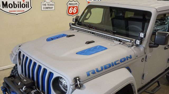 2018 Jeep Wrangler JL Unlimited Rubicon 4X4 DUPONT KEVLAR,LIFTED,NAV,HTD LTH in Carrollton TX, 75006
