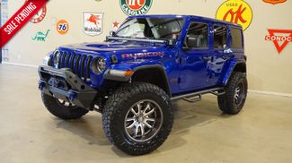 2018 Jeep Wrangler JL Unlimited Rubicon 4X4 CUSTOM,LIFTED,NAV,HTD LTH,ALPINE SYS in Carrollton TX, 75006