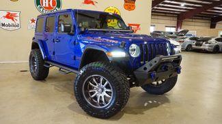 2018 Jeep Wrangler JL Unlimited Rubicon 4X4 CUSTOM,LIFTED,NAV,HTD LTH,ALPINE SYS in Carrollton TX, 75006