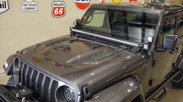 2018 Jeep Wrangler JL Unlimited Sport 4X4 CUSTOM,LIFTED,HTD LTH,ALPINE SYS
