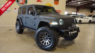 2018 Jeep Wrangler JL Unlimited Rubicon 4X4 DUPONT KEVLAR,LIFTED,NAV,HTD LTH in Carrollton, TX 75006