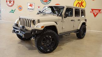 2018 Jeep Wrangler JL Unlimited Sport 4X4 DUPONT KEVLAR,LIFTED,LTH,ALPINE in Carrollton, TX 75006