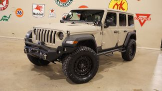 2018 Jeep Wrangler JL Unlimited Sport 4X4 DUPONT KEVLAR,LIFTED,LED'S,LTH in Carrollton, TX 75006