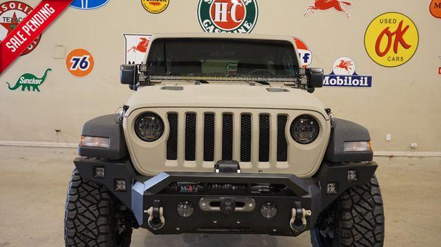 2018 Jeep Wrangler JL Unlimited Sport 4X4 DUPONT KEVLAR,LIFTED,LED'S,LTH