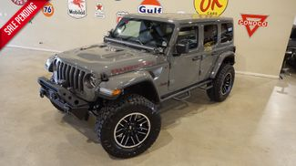 2018 Jeep Wrangler JL Unlimited Rubicon 4X4 CUSTOM,LIFTED,NAV,HTD LTH,ALPINE SYS in Carrollton, TX 75006