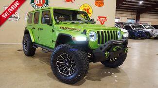 2018 Jeep Wrangler JL Unlimited Rubicon 4X4 CUSTOM,LIFTED,NAV,HTD LTH,ALPINE in Carrollton TX, 75006