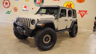2018 Jeep Wrangler JL Unlimited Rubicon 4X4 DUPONT KEVLAR,LIFTED,NAV,HTD LTH in Carrollton TX, 75006
